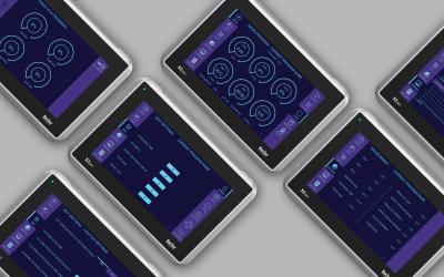 Cleamix – käyttöliittymäsuunnittelu lääkinnälliseen laitteeseen